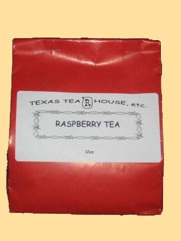 Raspberry Flavored Tea